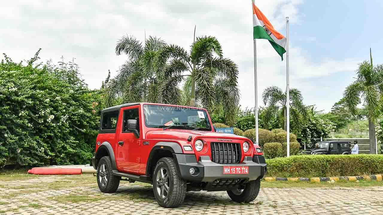 Mahindra Thar Petrol Base
