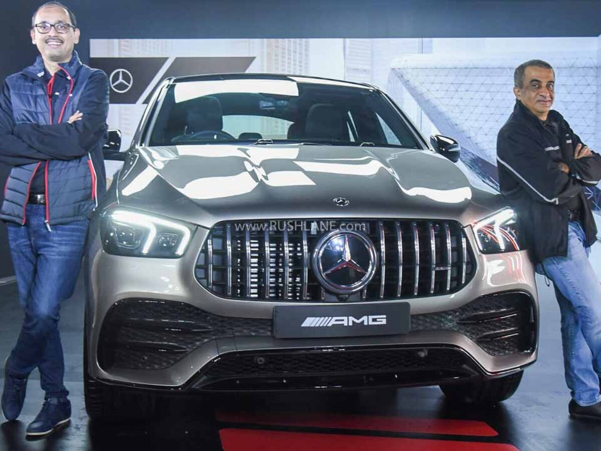 Mercedes Amg Gle 53 Coupe India Launch Price Rs 1 2 Crore