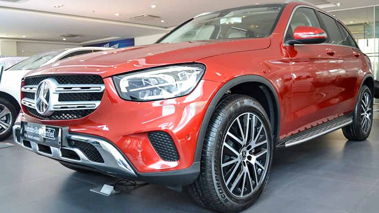 Mercedes India Sales Aug 2020