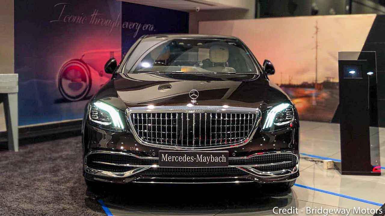 Mercedes India Prices Oct 2020