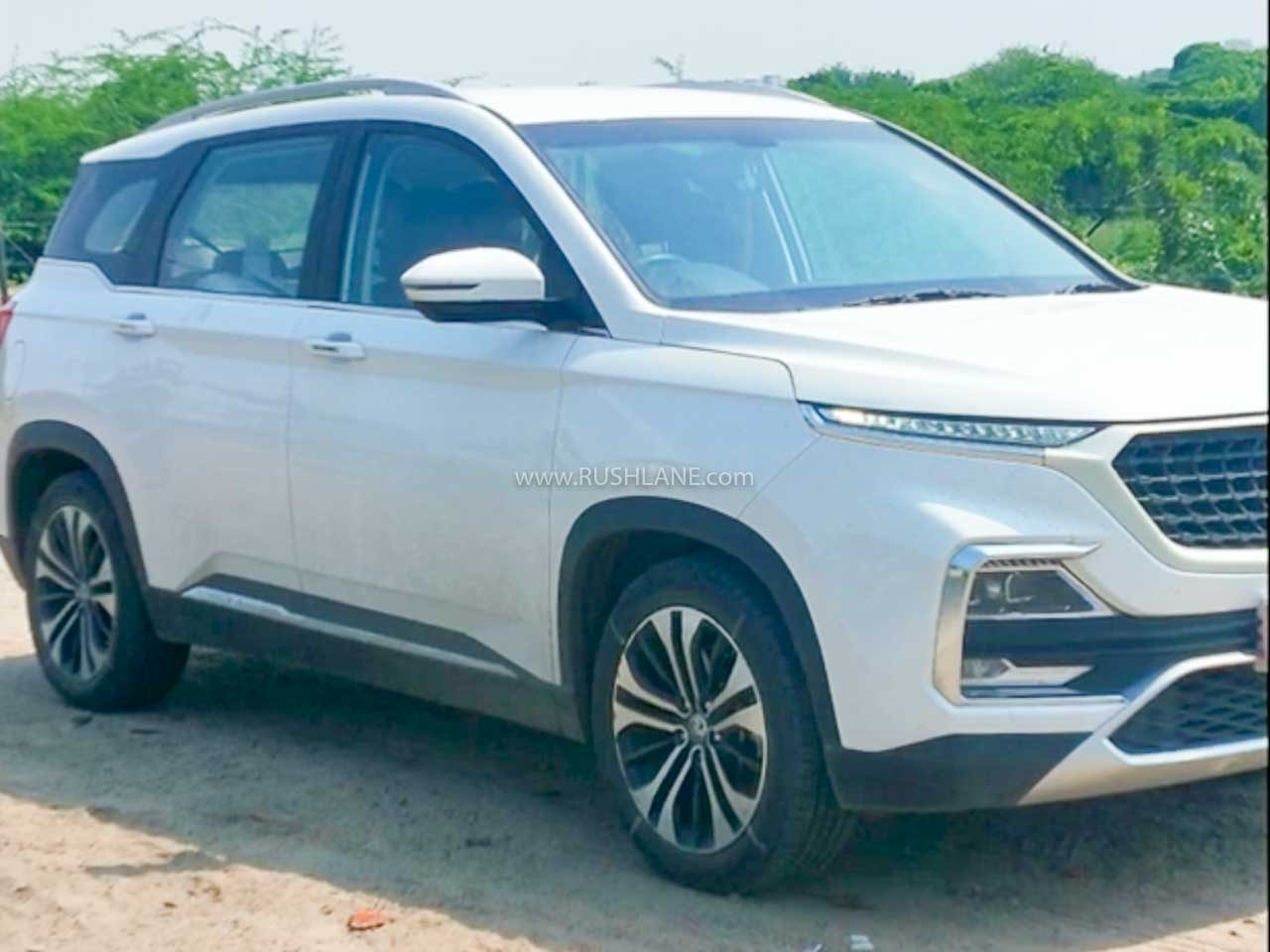 MG Hector Diesel Automatic