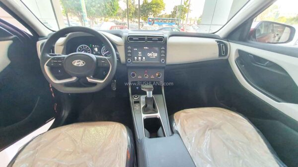 Hyundai Creta Export Spec