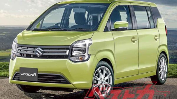 Next gen WagonR render