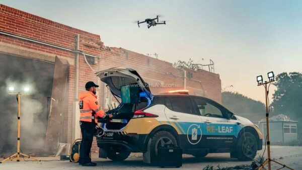 Nissan Leaf Electric Releaf