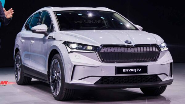 Skoda Enyaq Electric