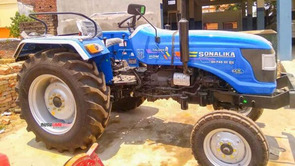 Sonalika Tractor New