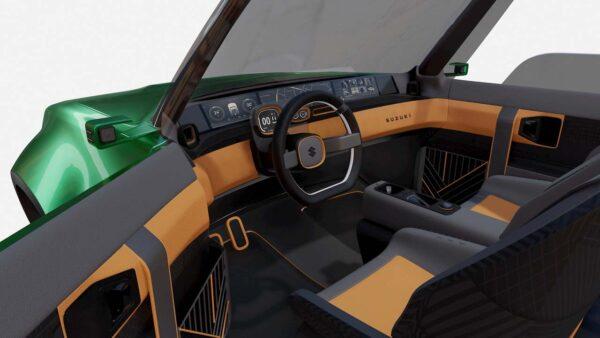 Suzuki Jimny Electric