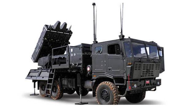 Tata Military Trucks Exports