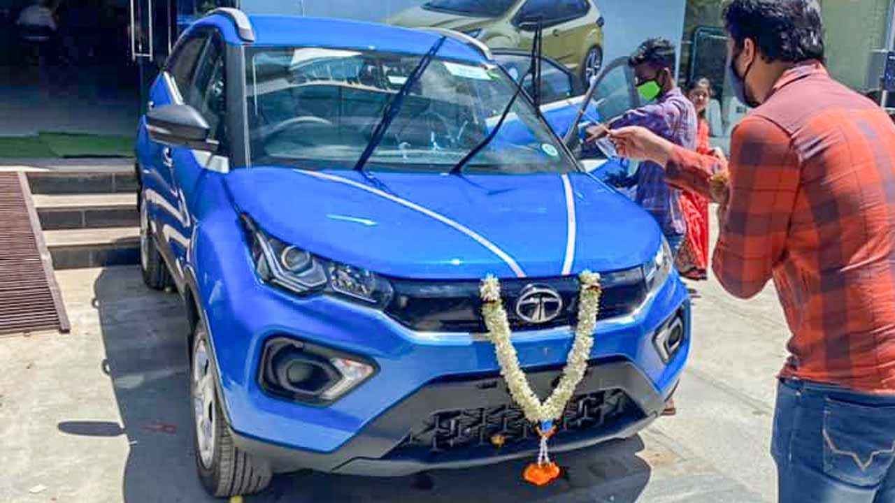 Tata Motors Sales Aug 2020 Nexon