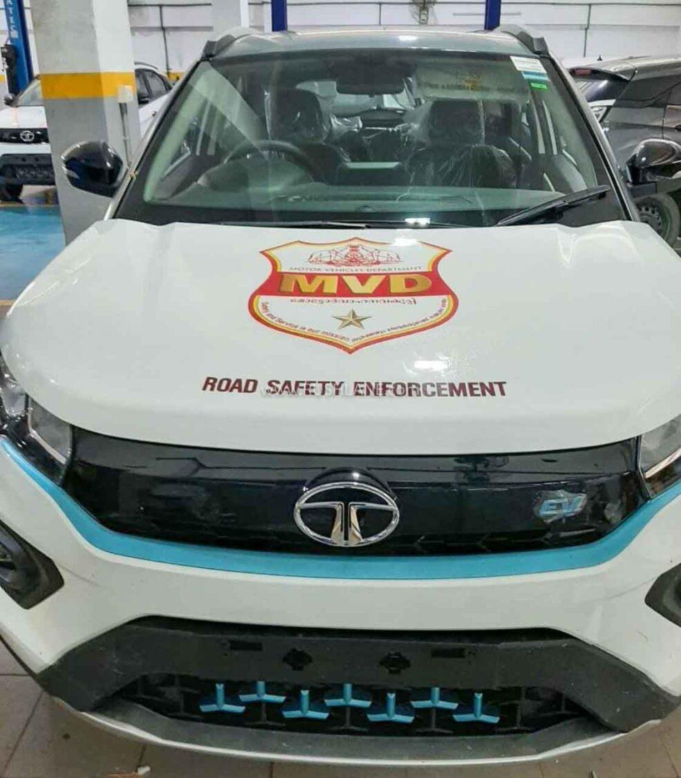 Tata Nexon Electric Kerala MVD