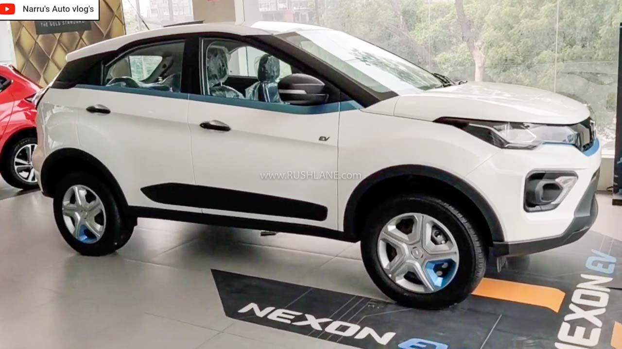 Tata Nexon EV Base Variant