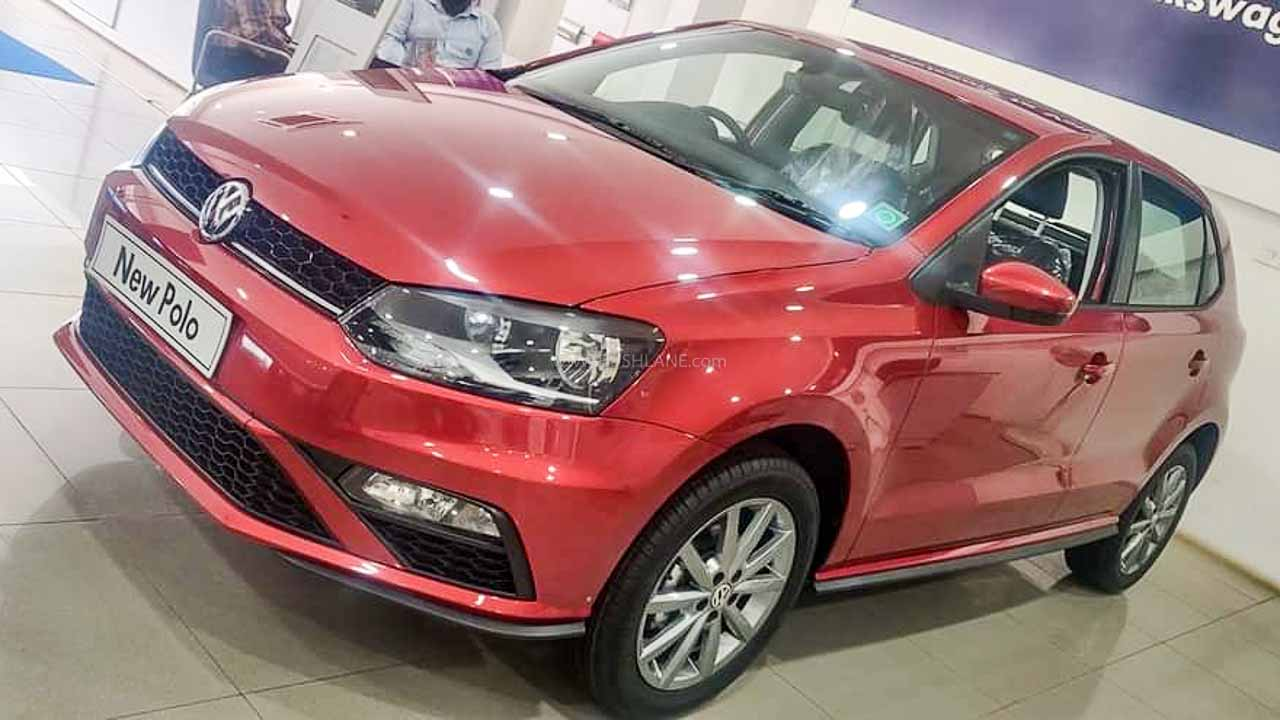 New Volkswagen Polo BS6 Price