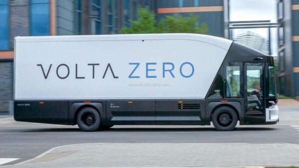 Volta Electric Truck