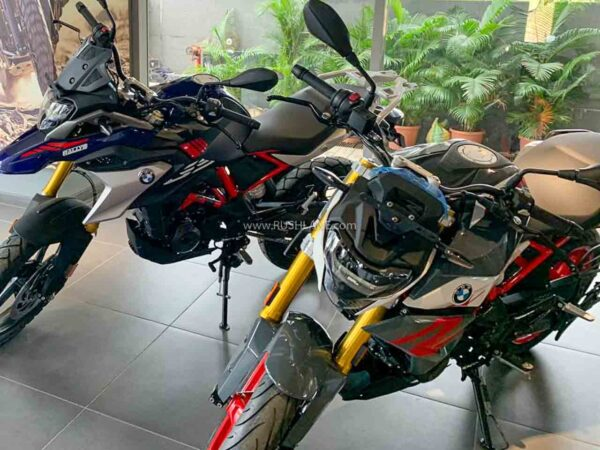 2020 BMW G310 R and G310 GS India Launch