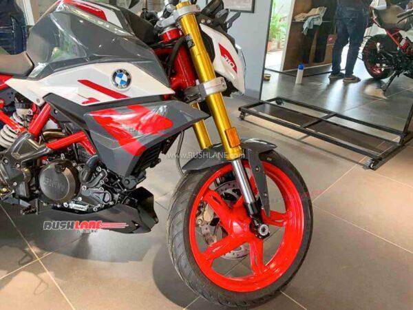 2020 BMW G310R BS6