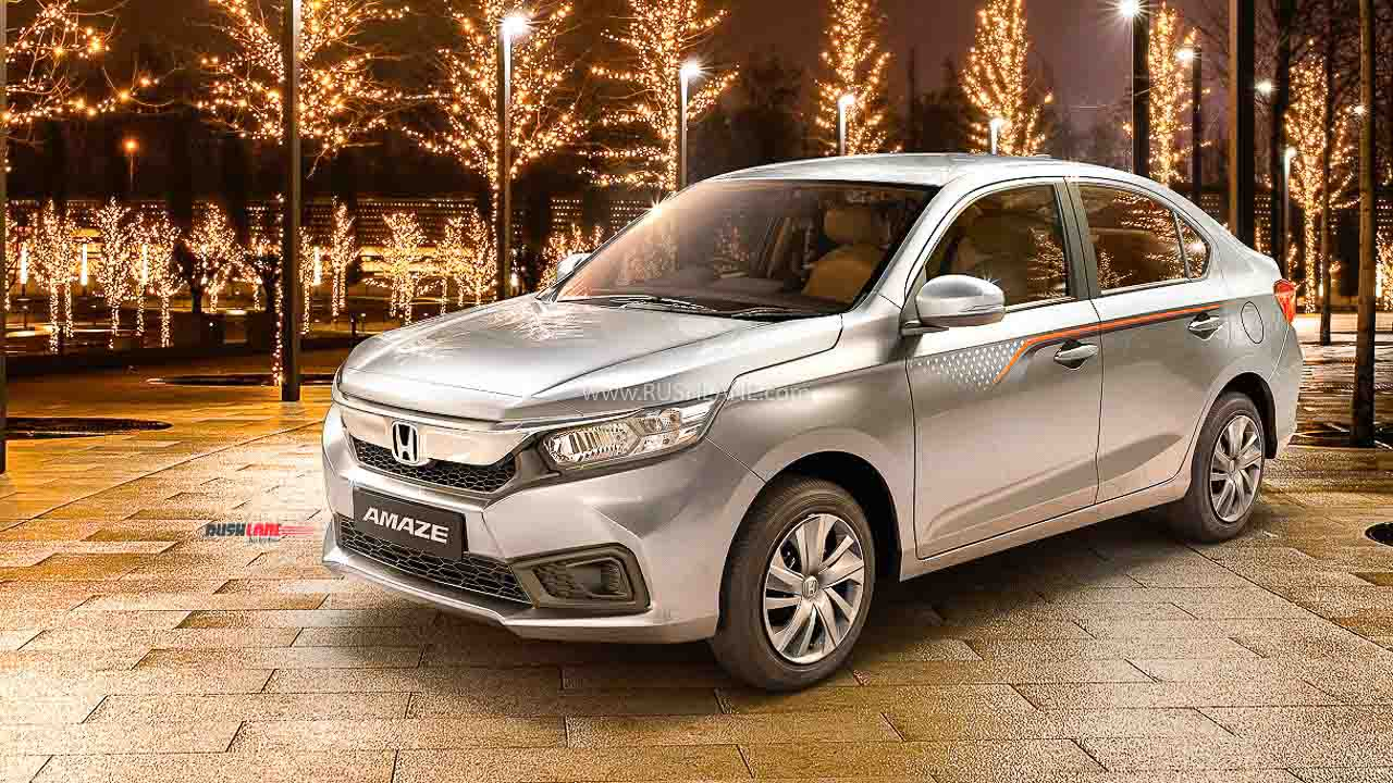 2020 Honda Amaze Special Edition Launch Price Rs 7 L - New ...