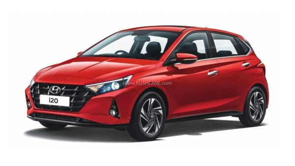 2020 Hyundai i20 India Spec