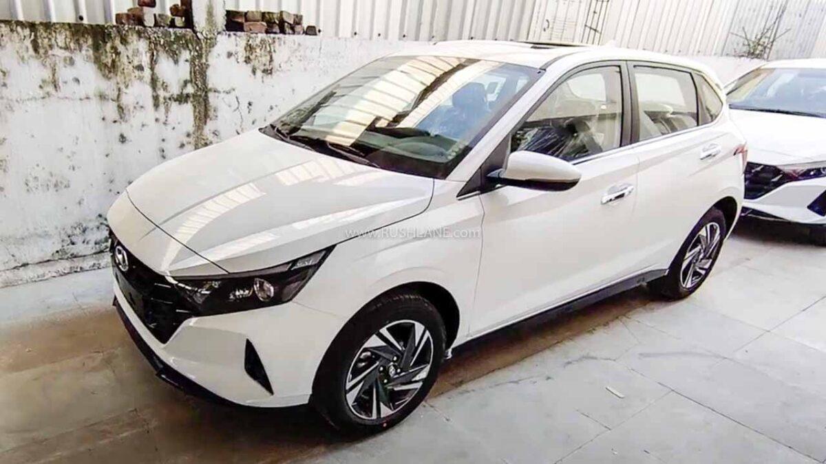 2020 Hyundai I20 Petrol 1 2 Manual Asta With Sunroof First Look Video