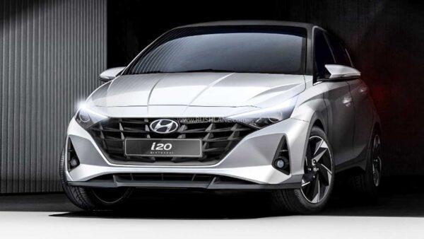 New Hyundai i20 For India