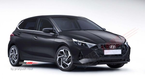 2020 Hyundai i20 Starry Night