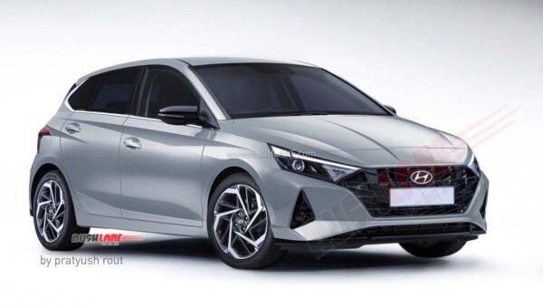 2020 Hyundai i20 Typhoon Silver