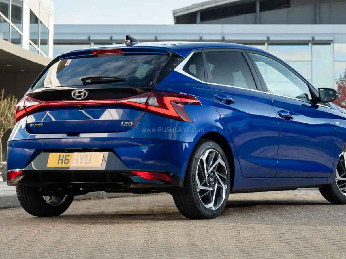 Hyundai I20 Turbo Petrol Hybrid Launched In The Uk Price 19k Rs 18l