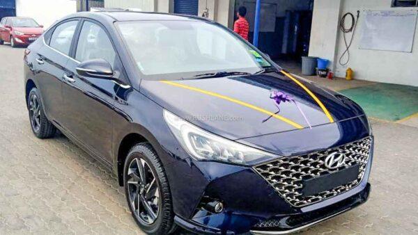 2020 Hyundai Verna Oct 2020 Prices