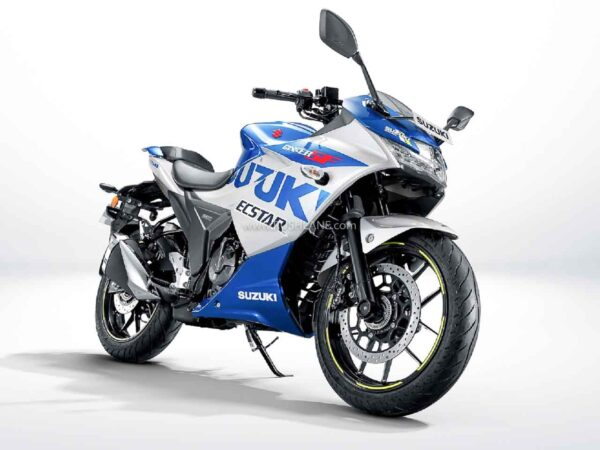 Suzuki Gixxer SF 250 New Colour