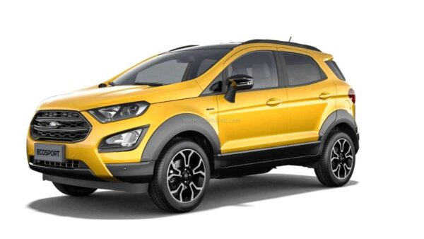 2021 Ford EcoSport Active