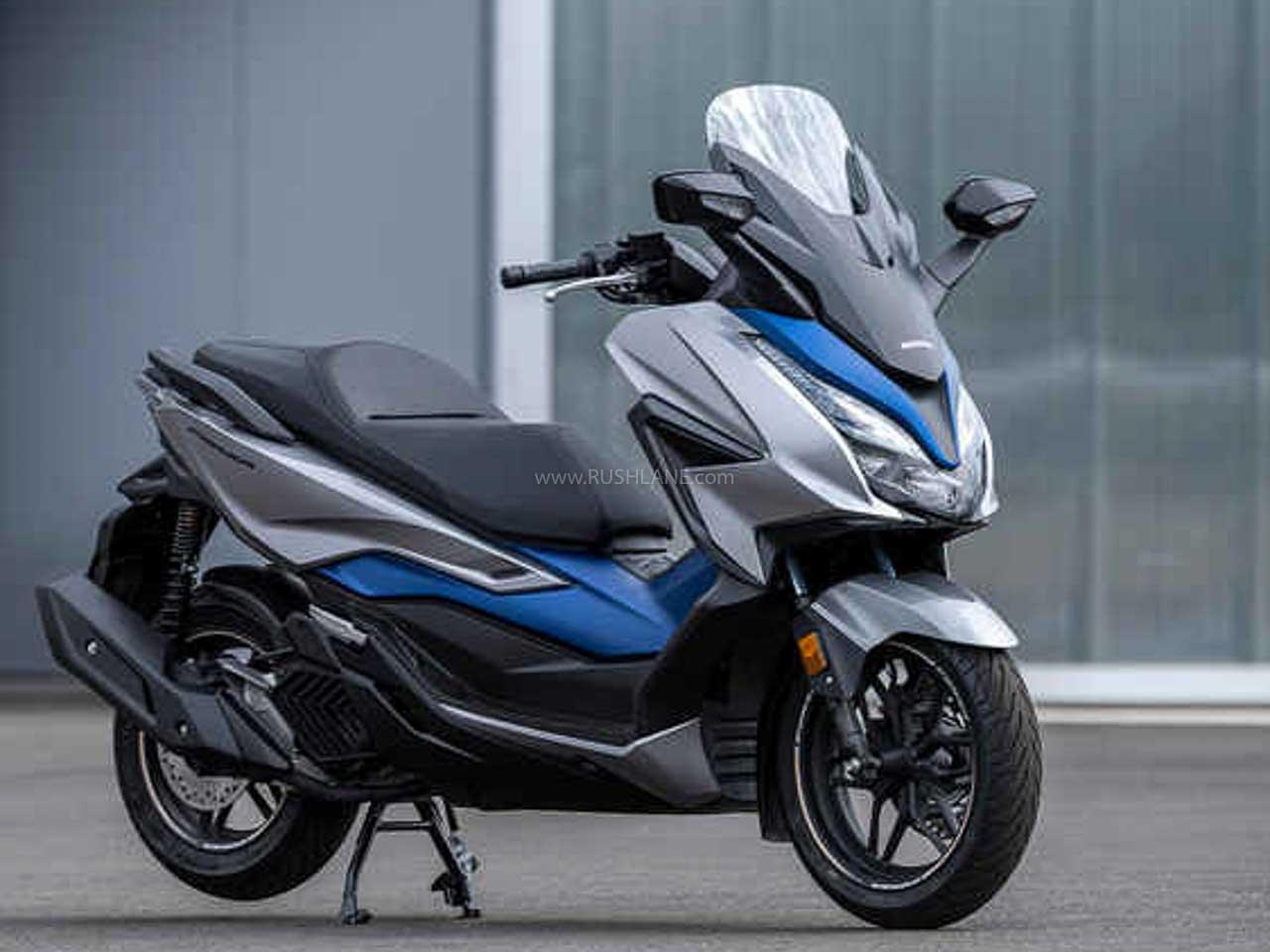 Nuevo Scooter Honda Forza 125 cc gran relacion calidad