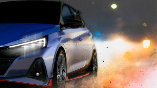 2021 Hyundai i20 N
