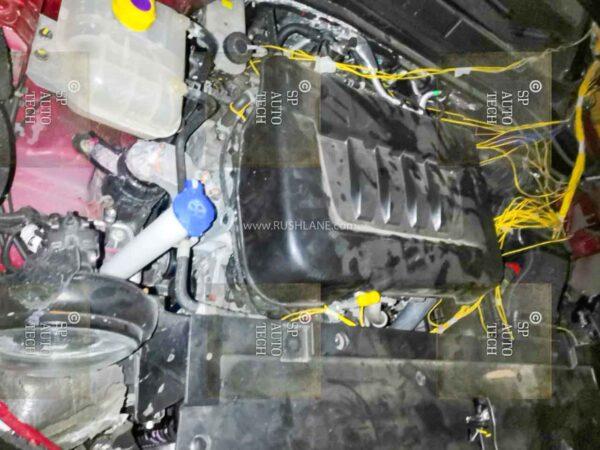 2021 Mahindra XUV500 Engine