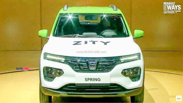 2021 Renault Kwid Electric