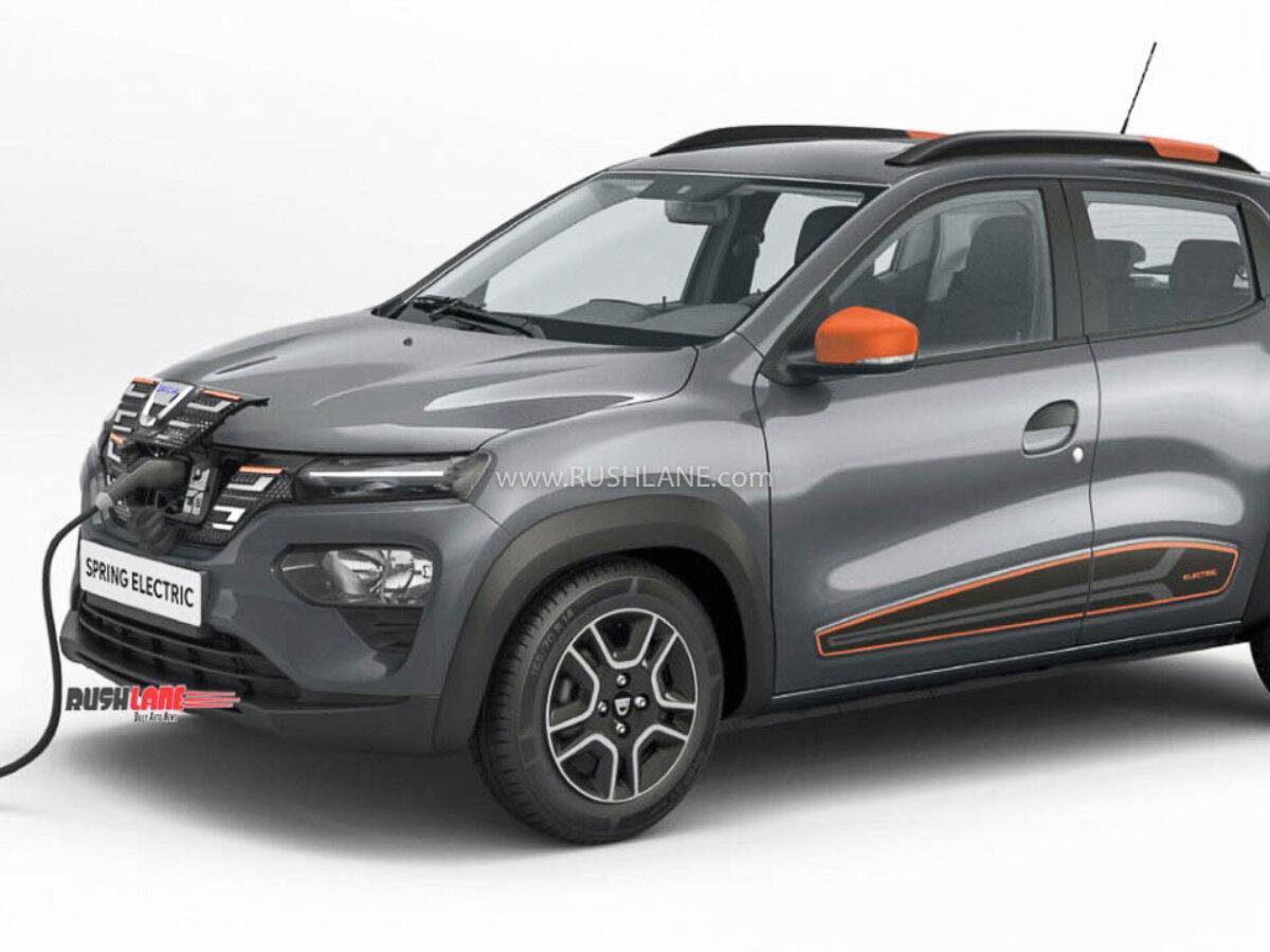 2021 Renault Kwid Model