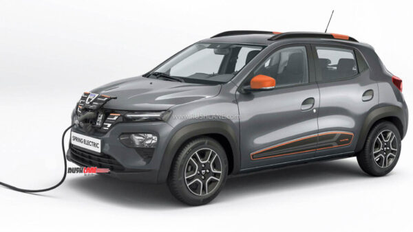 2021 Renault Kwid Electric