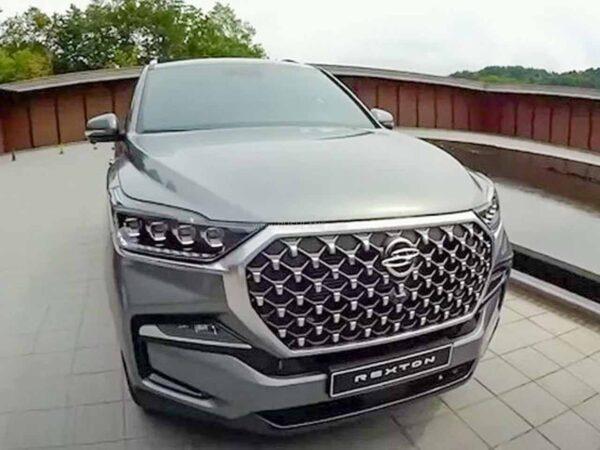 2021 SsangYong Rexton Facelift