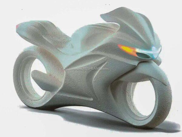 Suzuki Hayabusa Production Concept