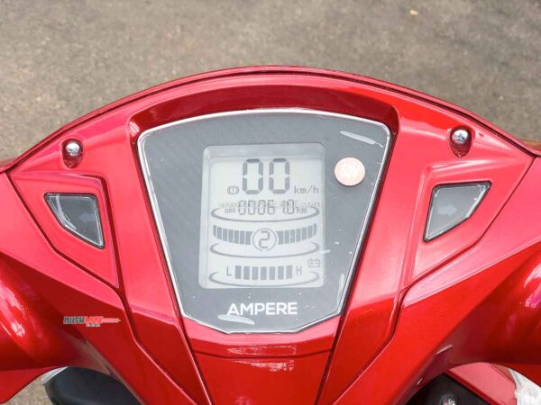 Ampere Electric Scooter
