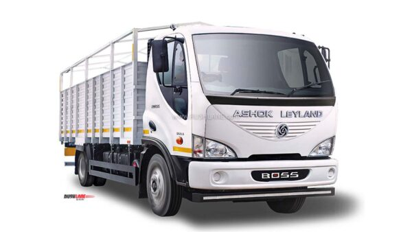 New Ashok Leyland Boss