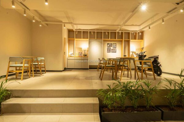 Ather Experience Center in Mumbai - Ather Space
