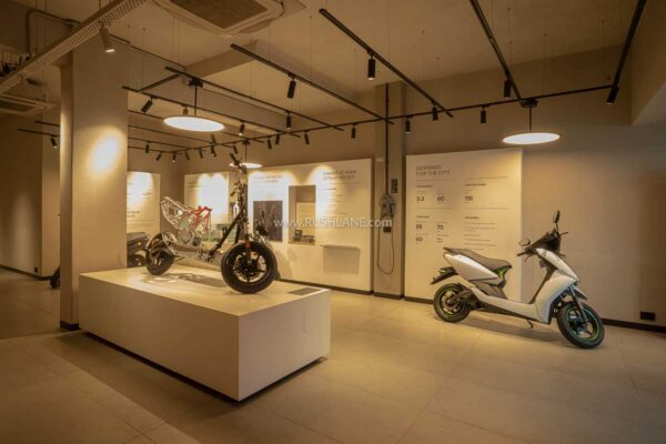 Ather Space in Mumbai