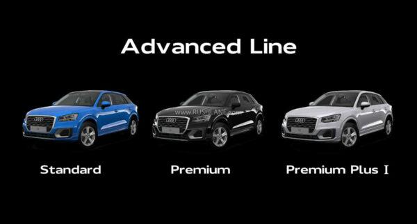 Audi Q2 Advanced Line