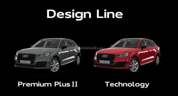 Audi Q2 Design Line