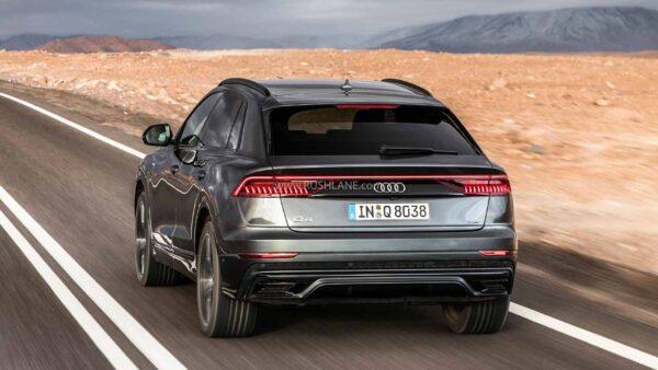 Audi Q8 Celebration Edition