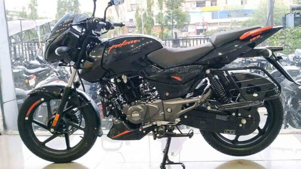 Pulsar 125 is the highest selling Pulsar