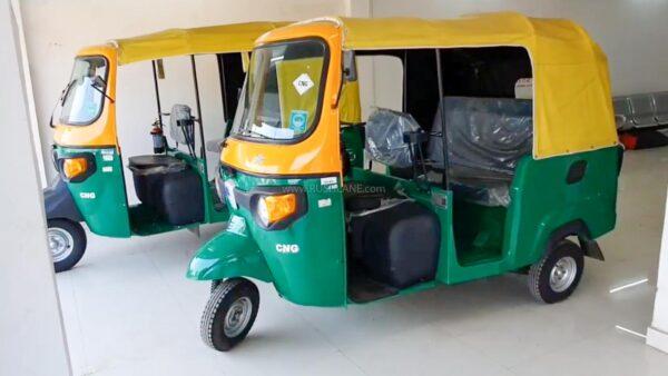 Bajaj Rickshaw sales Sep 2020