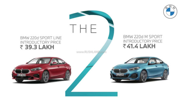 BMW 2 Series India price and variants