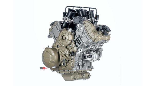Ducati V4 Granturismo Engine