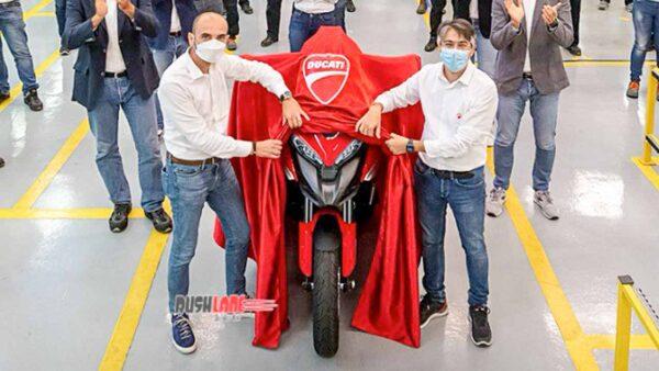 New Gen Ducati Multistrada