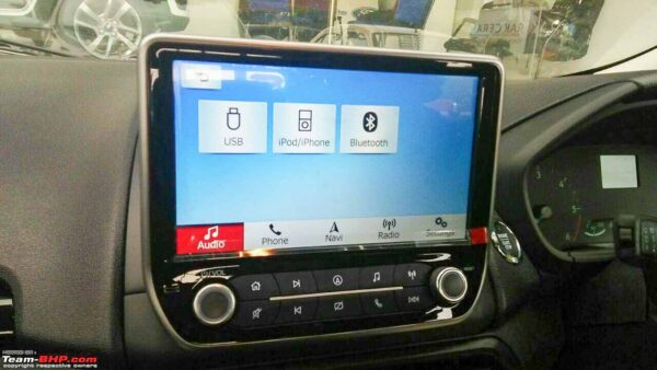 Ford Android Touchscreen System